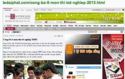 6_mon_thi_tot_nghiep_2013_truoc_khi_bo_cong_bo_chinh_thuc