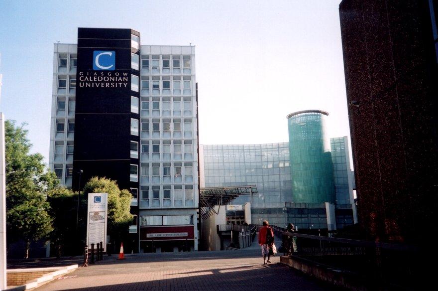 Glasgow Caledonian University London