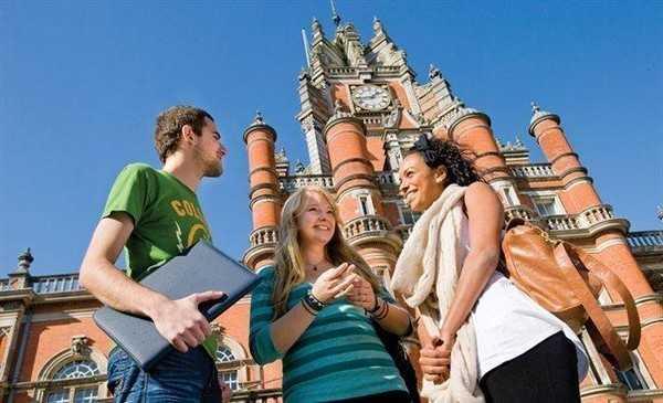 Ngày hội tuyển sinh Đại học Vương Quốc Anh