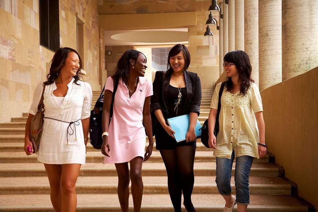 Vì sao nước Úc thu hút nhiều Du học sinh